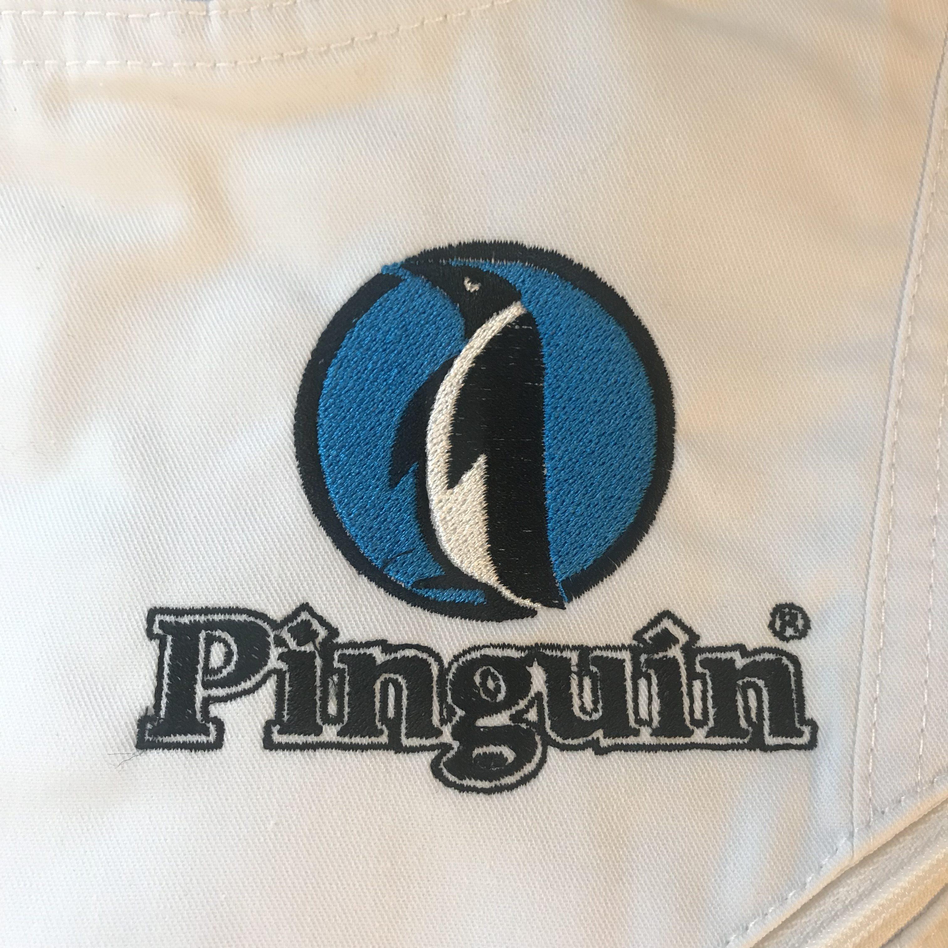 Greenyard Pinguin borduren op kleding