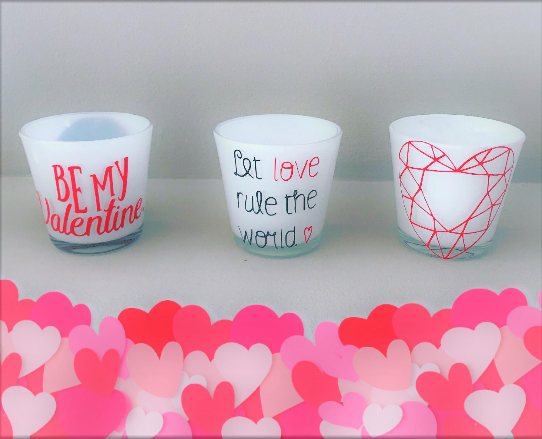 glazenpotjes valentijn