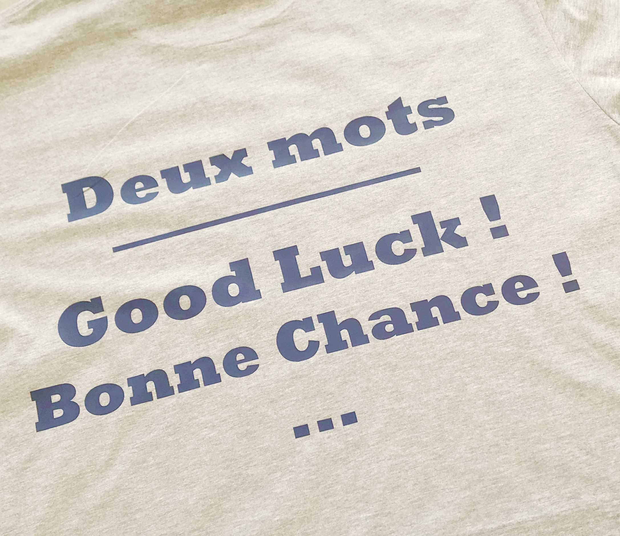 t-shirt funne message